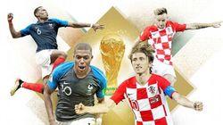 Chung kết World Cup 2018: Đầu bảo Pháp, trái tim chọn Croatia