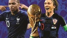 Chuyên gia chọn kèo Pháp vs Croatia: Kèo