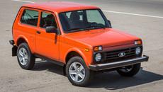 Xe Nga Lada 4x4 giá 156 triệu đồng lộ bản cập nhật