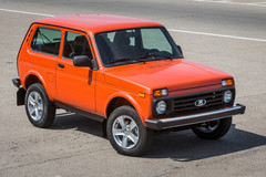 Xe Nga Lada 4x4 giá 156 triệu đồng: 'Xe bộ trưởng' vạn người thèm muốn