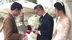 Đám cưới quẹt thẻ đầu tiên ở Việt Nam