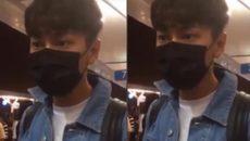 """Isaac """"mắng"""" fan vì ra sân bay tiễn mình từ 4 giờ sáng"""