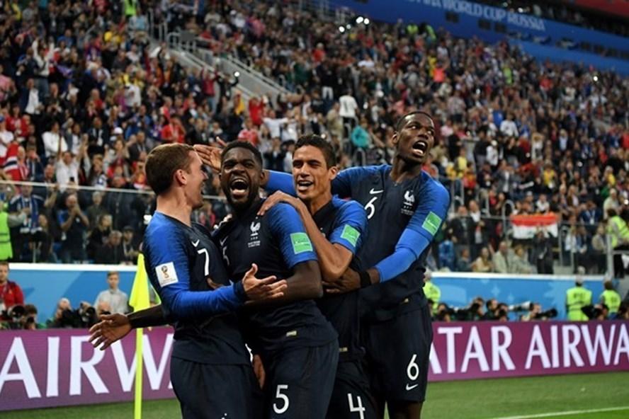 Pháp,Croatia,HLV Lê Thuỵ Hải,chung kết World Cu