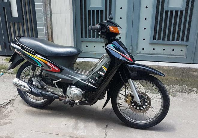 Suzuki Viva 'ám ảnh' huyền thoại Honda Dream một thời