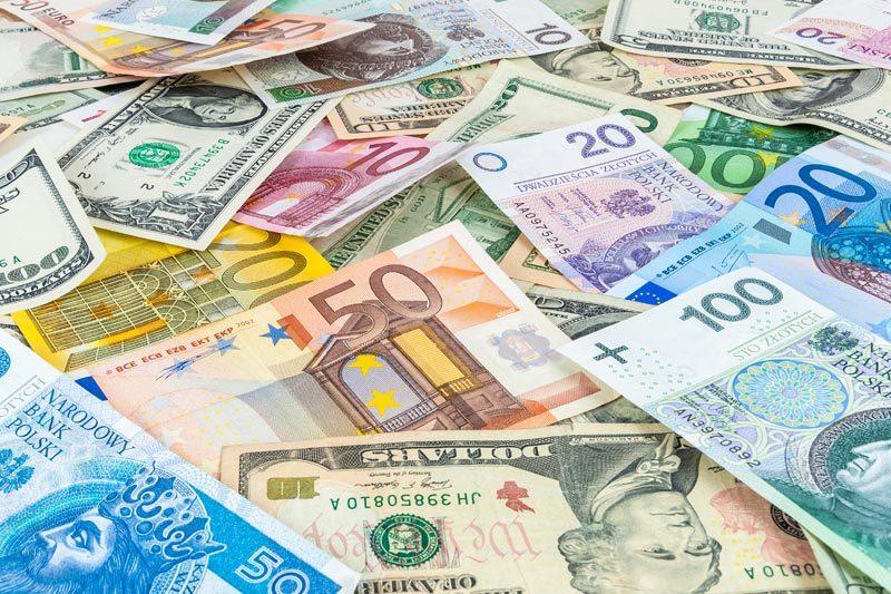 Tỷ giá ngoại tệ ngày 16/7: USD mất đỉnh cao, Bảng Anh tăng giá