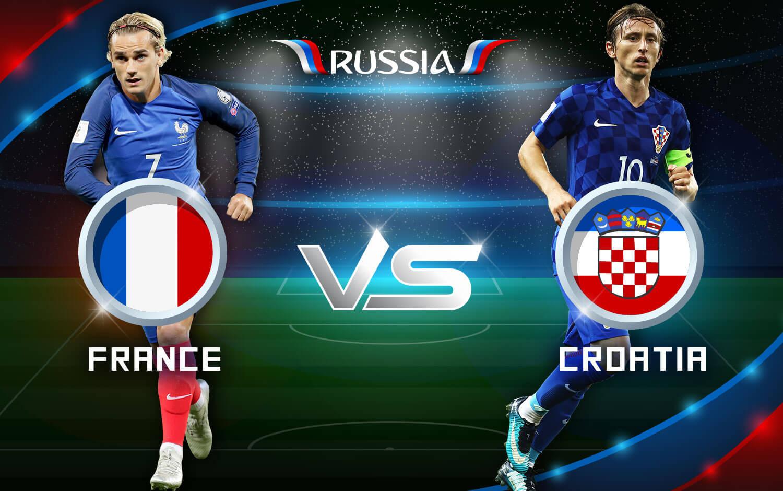 link xem Trực tiếp Pháp vs Croatia