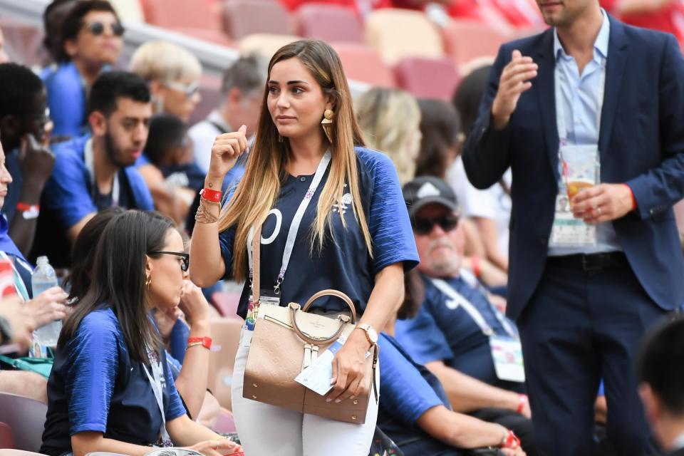 Chiêm ngưỡng kiều nữ đẹp nhất chung kết World Cup 2018