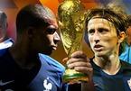 Trực tiếp Pháp vs Croatia: Mở cửa thiên đường