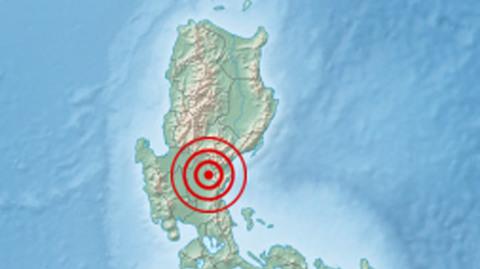 động đất Luzon, Philippines 16/7/1990