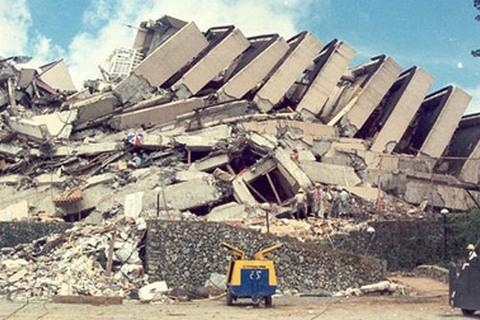 tổn thất vì động đất Luzon, Philippines 1990
