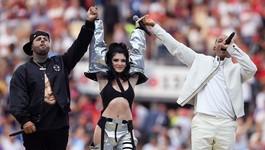 Những hình ảnh đẹp lễ bế mạc World Cup 2018