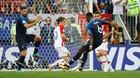 Video bàn thắng Pháp 4-2 Croatia