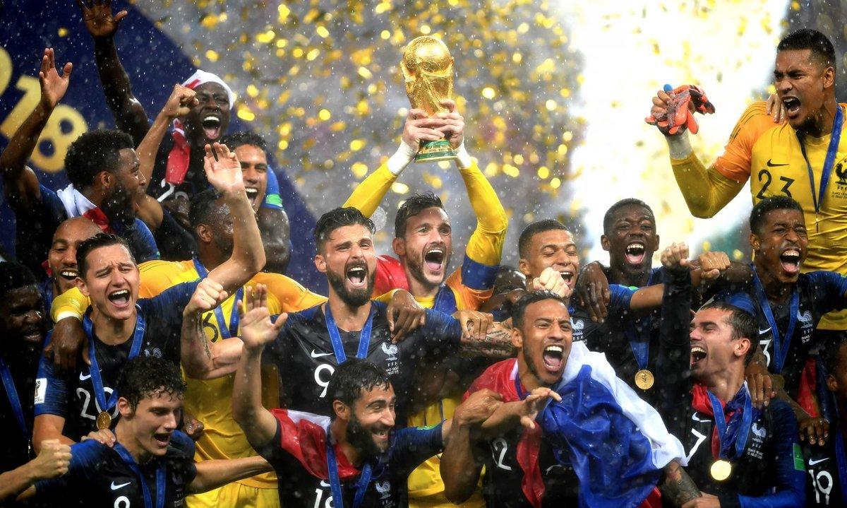 Chấm điểm kết quả Pháp 4-2 Croatia