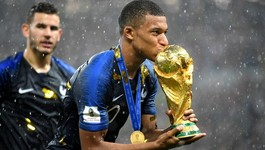 Những con số ấn tượng tại World Cup 2018