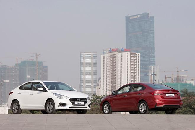 Cuộc đua tam mã trên thị trường ô tô Việt Nam