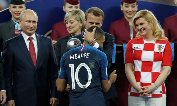 Pháp,Croatia,Pháp vs Croatia,Didier Deschamps,Kylian Mbappe