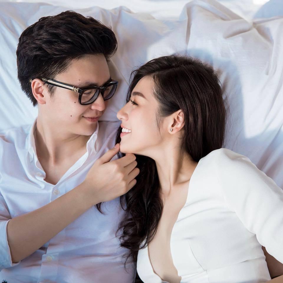 Hôn phu Tú Anh phủ nhận mời Văn Mai Hương dự đám cưới