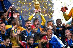 Siêu sao bùng nổ, Pháp hạ Croatia để lên đỉnh thế giới