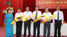 Thủ tướng phê chuẩn nhân sự UBND tỉnh Kiên Giang