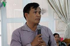 Tạm đình chỉ Bí thư kiêm Chủ tịch ở điểm 'nóng' Bắc Vân Phong