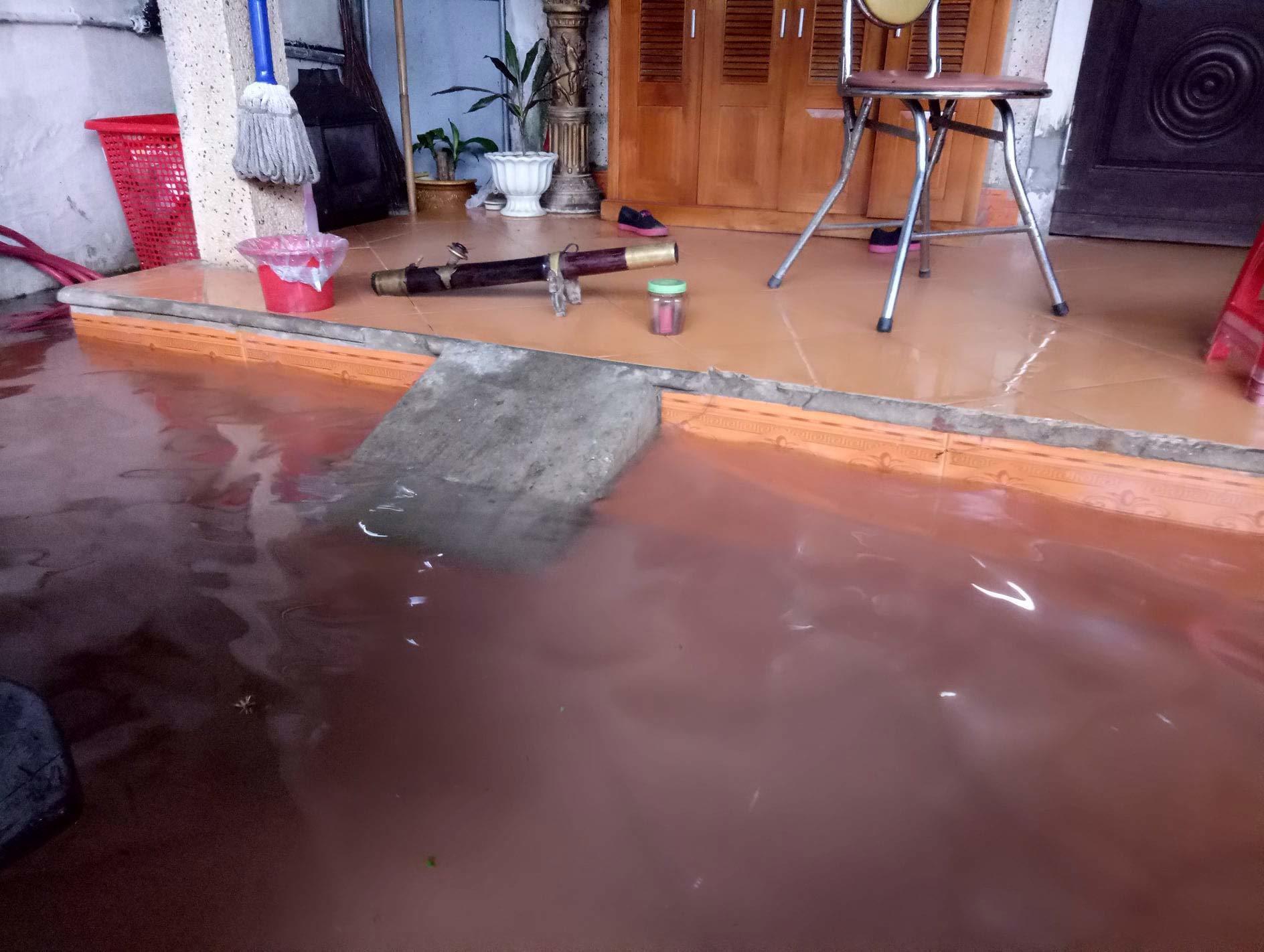 mưa lũ,áp thấp nhiệt đới,ngập lụt,Hà Tĩnh