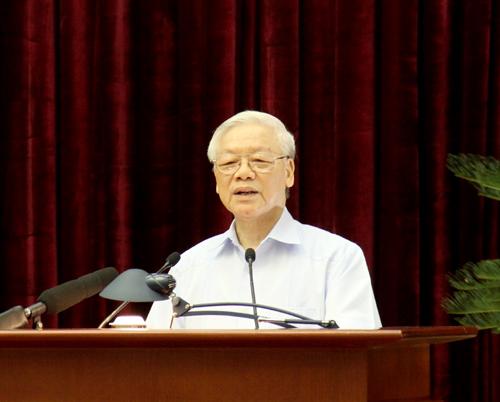 Tổng bí thư: Không khí dân chủ trong Đảng, xã hội được mở rộng hơn