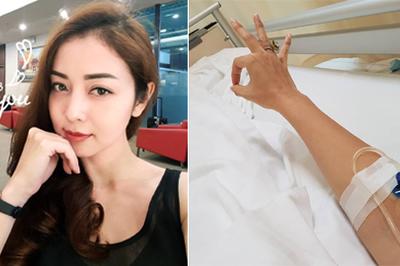 Căn bệnh khiến Hoa hậu Jennifer Phạm phải nhập viện gấp nguy hiểm thế nào?