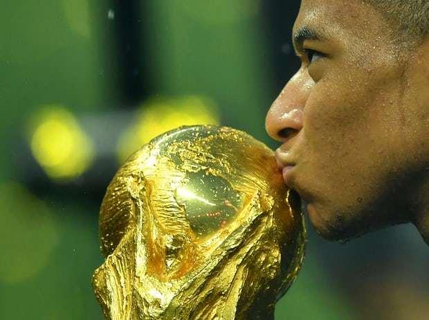 Pháp,Kylian Mbappe,Pháp vô địch World Cup 2018