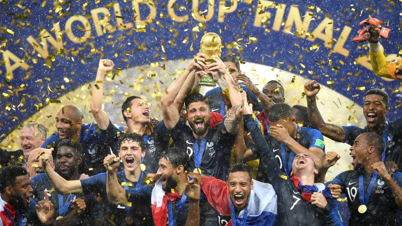Pháp,Zidane,Deschamps,chung kết World Cup,Pháp vs Croatia