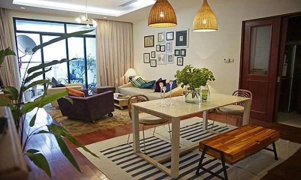 Gợi ý để thiết kế nội thất chung cư đẹp