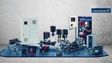 Grundfos - máy bơm hàng đầu thế giới có mặt tại VN