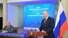 Putin khoe chiến tích của Nga dịp World Cup