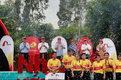 Cầu Dr.Thanh đưa du khách về 'Đệ nhất cù lao', An Giang