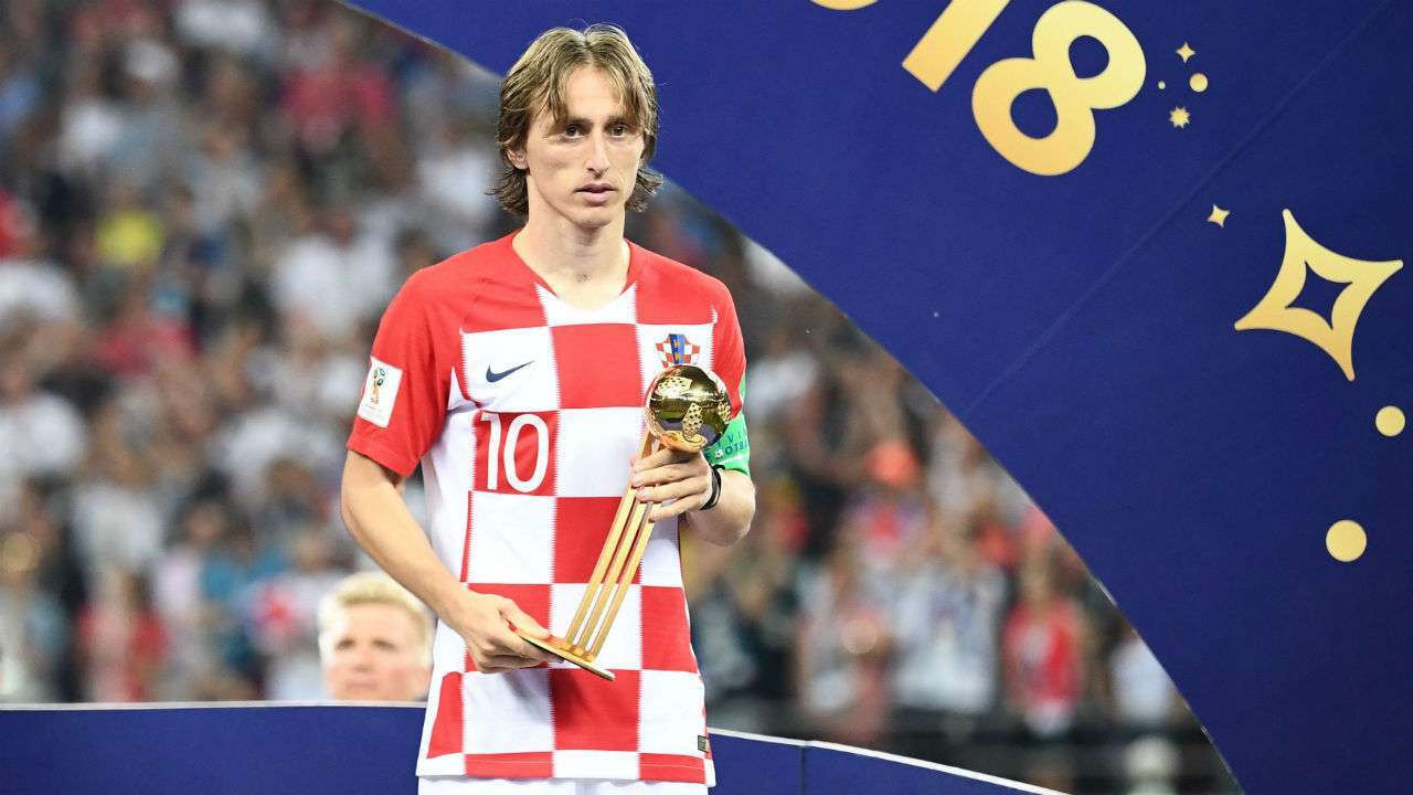 Đội hình tiêu biểu World Cup 2018: 11 vì sao tinh tú nhất