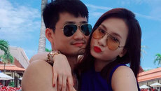 Bảo Thanh phủ nhận 'đá xoáy' vợ Việt Anh trên Facebook