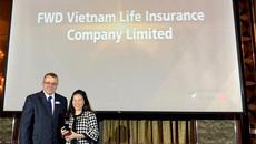 FWD đạt giải 'Sáng kiến Marketing của năm'
