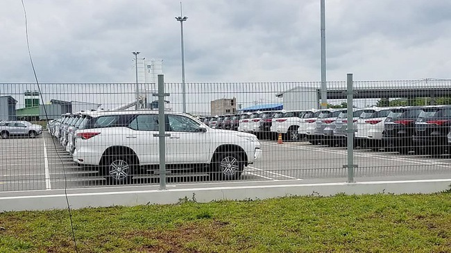 Ô tô nhập khẩu,xe nhập khẩu,nhập khẩu ô tô,thị trường ô tô,giá xe 2018,nghị định 116,Toyota Fortuner,Honda CR-V