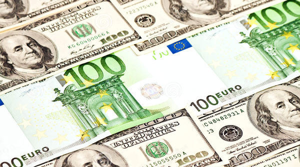 Tỷ giá ngoại tệ ngày 19/7: USD chưa ngừng tăng, euro lao dốc