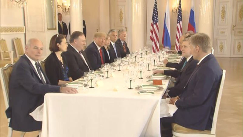 Nga,Mỹ,Vladimir Putin,Donald Trump,cuộc gặp Trum – Putin,thượng đỉnh Nga - Mỹ