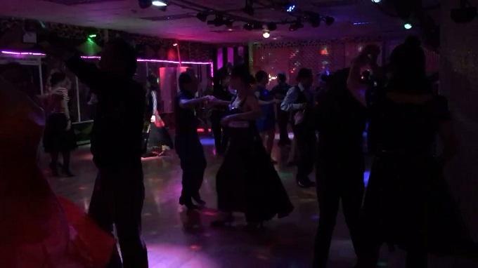 Khiêu vũ,Tình yêu