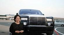 Chơi siêu xe Roll-Royce 'độc nhất vô nhị': Nữ đại gia Bạch Diệp bị bêu tên nợ thuế