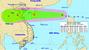 Bão Sơn Tinh băng băng vào biển Đông, gió giật cấp 10