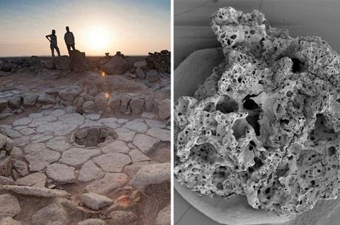 bánh mì,cổ đại,nông nghiệp,khảo cổ