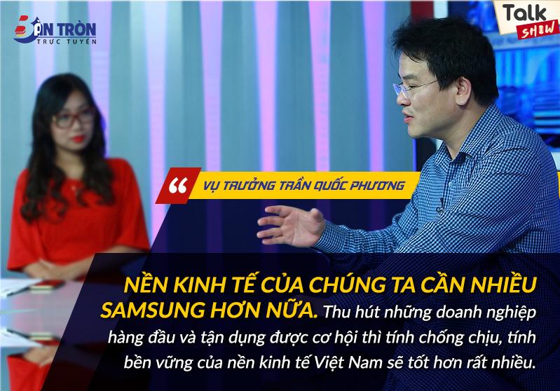 Samsung,GDP,tăng trưởng kinh tế,cuộc chiến thương mại Mỹ-Trung