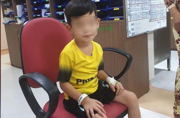 Bác sĩ sốc khi bụng bé 5 tuổi to như thai phụ sắp sinh sau 5 năm táo bón