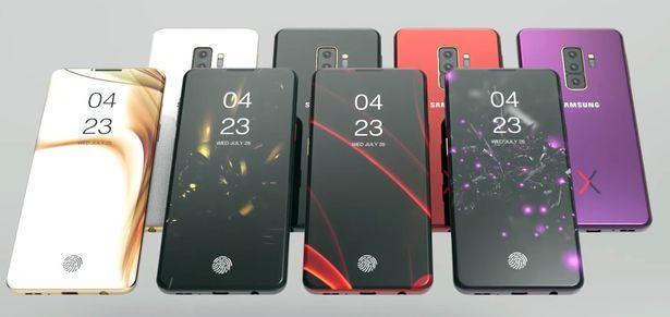 Galaxy S10 đẹp thế này, iPhone X Plus sẽ lại ế?