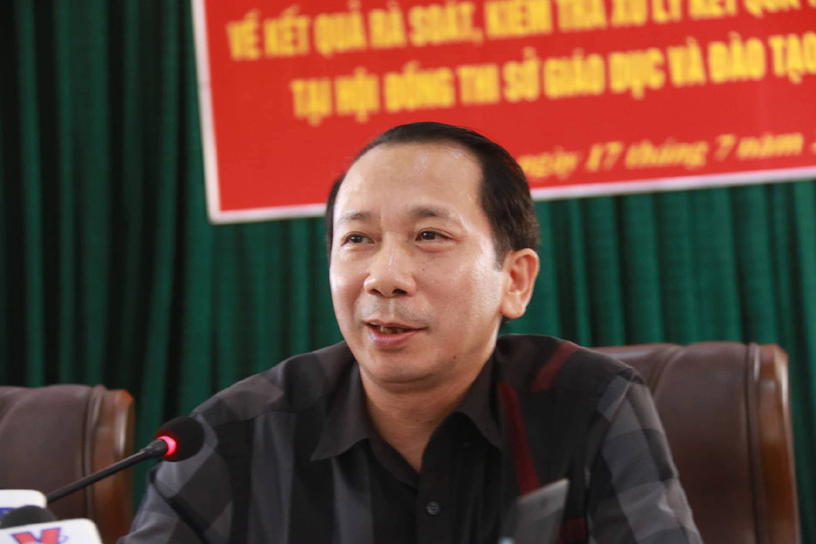 Trực tiếp: Công bố sai phạm thi THPT quốc gia 2018 ở Hà Giang