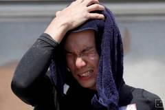 Sau lũ lụt, nắng nóng làm nhiều người chết ở Nhật