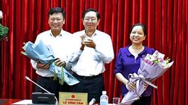 Công bố quyết định nhân sự của Thủ tướng