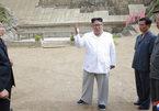 Kim Jong Un nổi giận khi đi thị sát